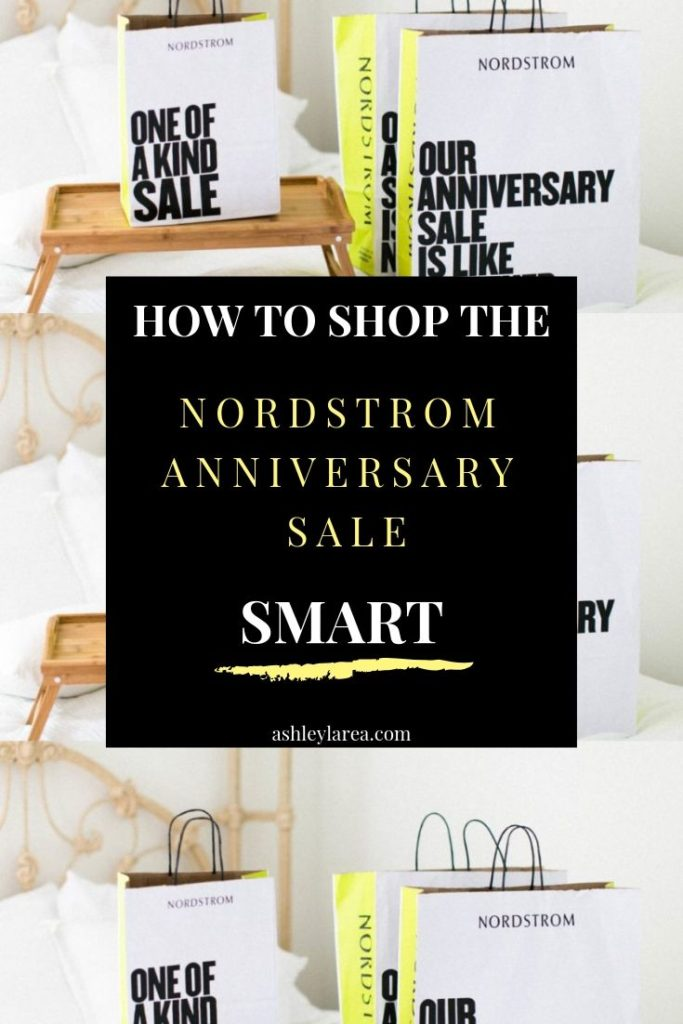 how to shop the nordstrom anniversary sale smart