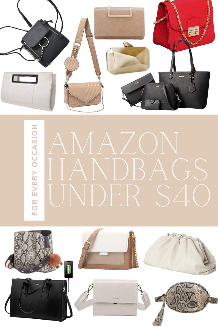 Amazon Handbags Under  For Every Occasion